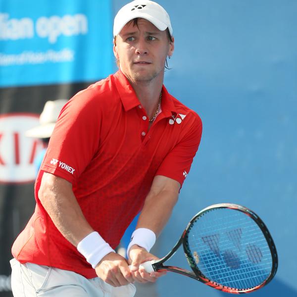 Ricardas Berankis Yonex tennis player