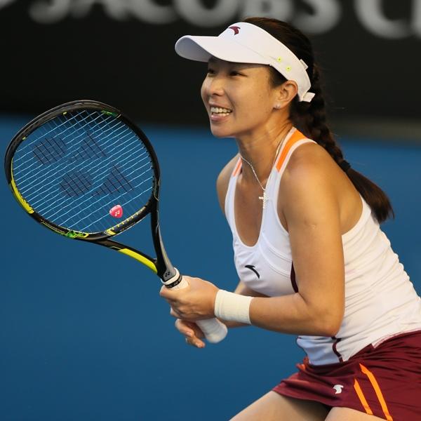 Zheng Jie Yonex tennis player