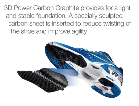3d power carbonio grahite